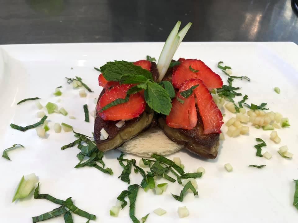 Arnouva, dessert