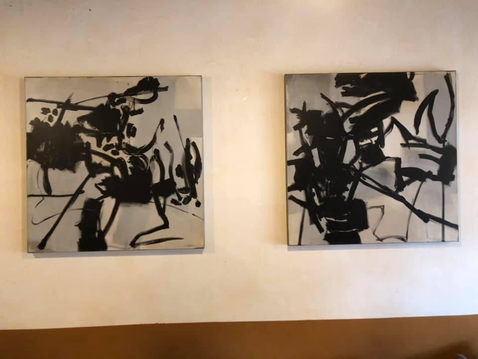 Arnouva, tableaux