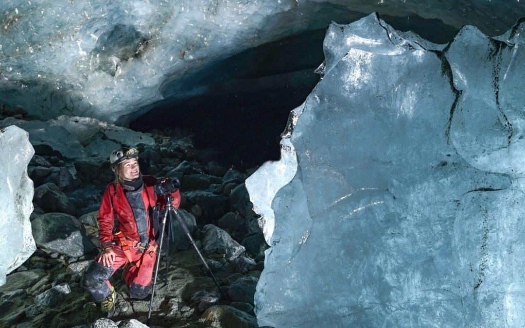 Claude Bernhard: dans les entrailles de la roche