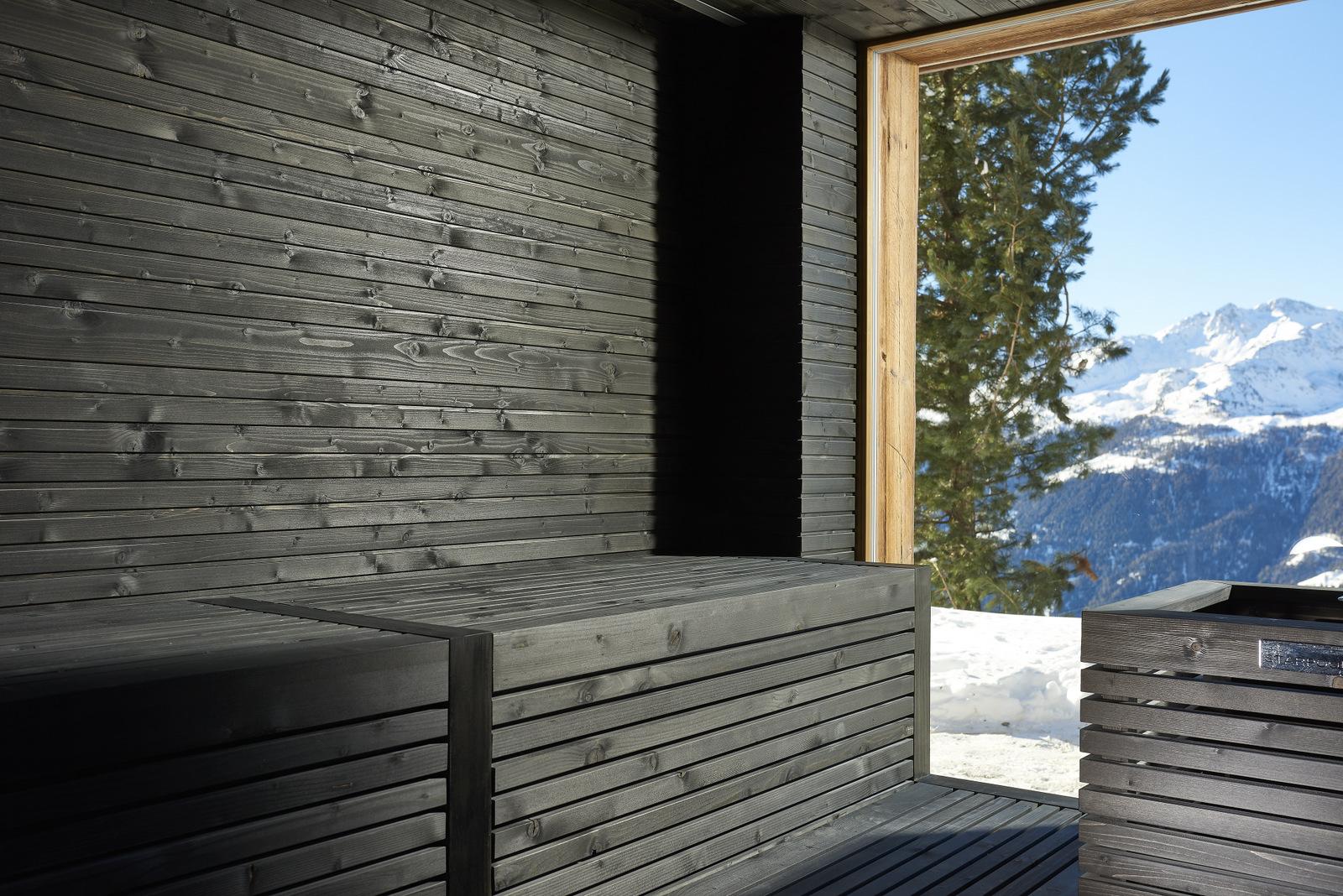 CBH Sauna