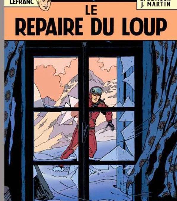 """Il y a 50 ans: """"Le Repaire du Loup"""", quand le Valais entre en BD!"""