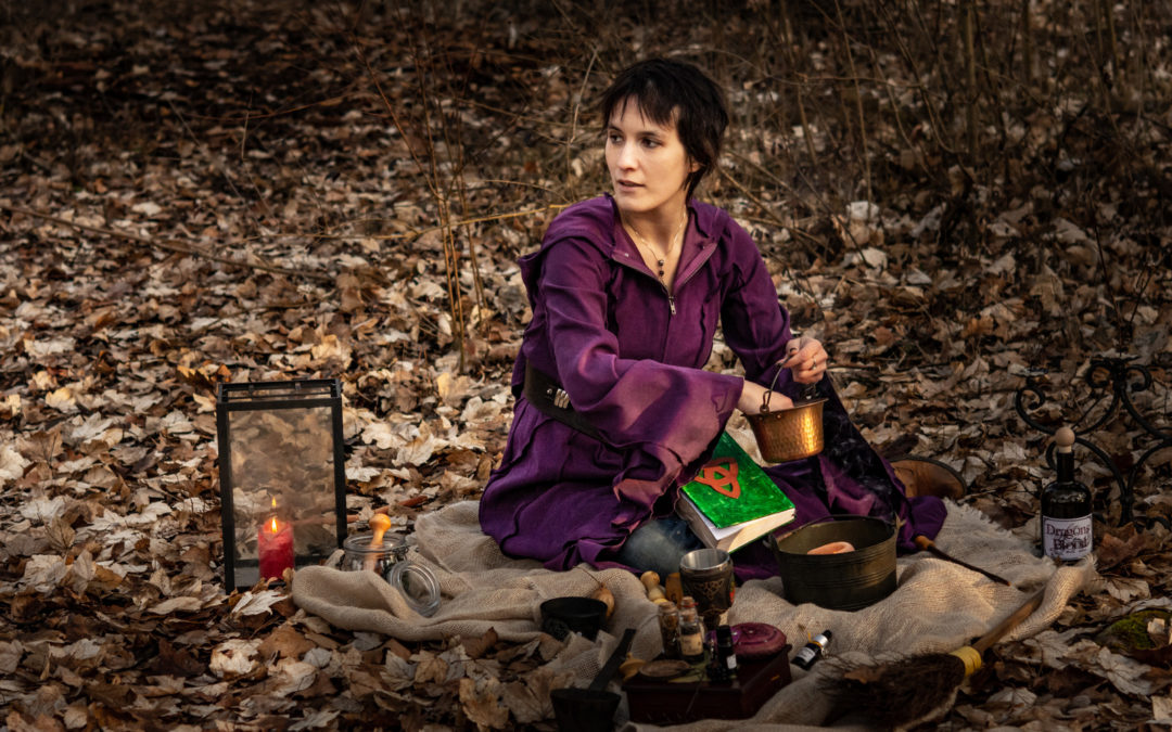 Francesca Dumas : « J'essaie d'être une magicienne de la vie ! »