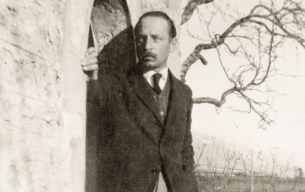 Rilke et les fantômes de Muzot