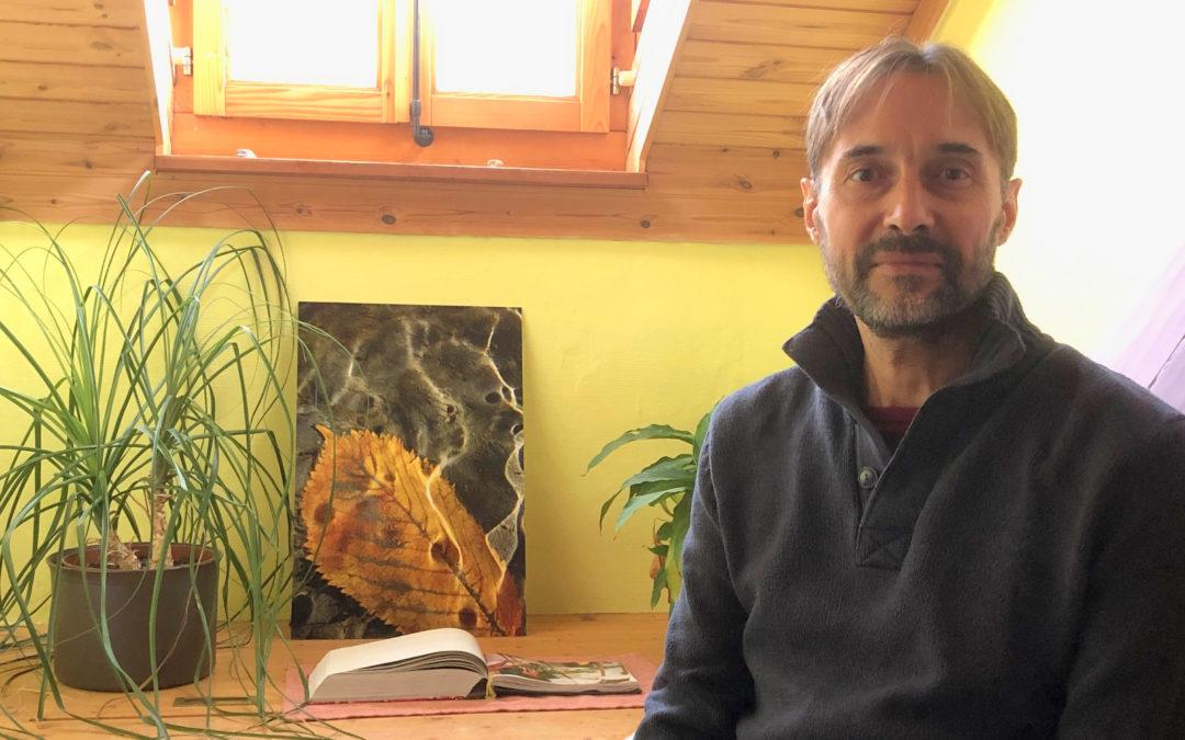Corrado Bee : son oracle qui relie à l'enchantement de la Nature