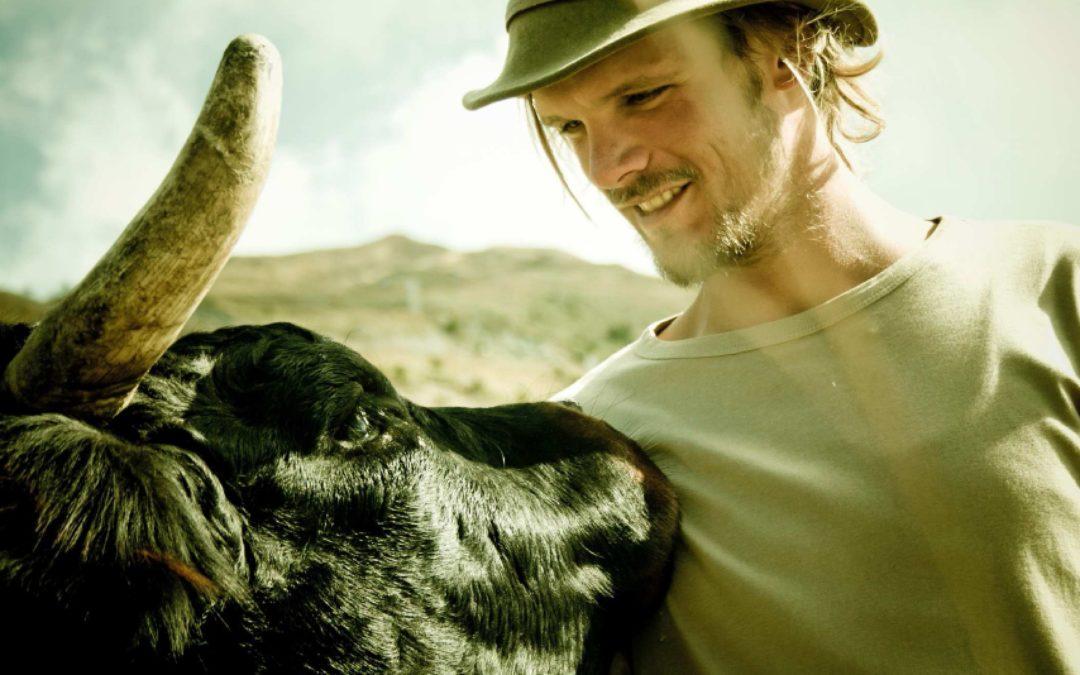 Sébastien Gramm, vacher: «L'alpage ne m'a apporté que du bon pour me construire.»
