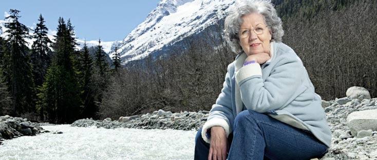 Le Valais Surprenant d'Andrée Fauchère
