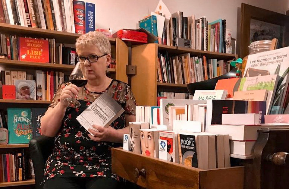 Dominique Dorsaz : la libraire solitaire qui rassemble