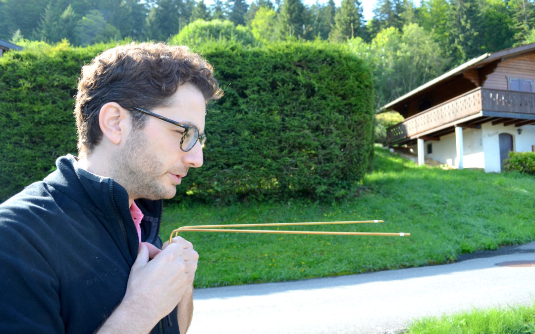 Benoît Luy, géobiologue : « Dans la subtilité des énergies »