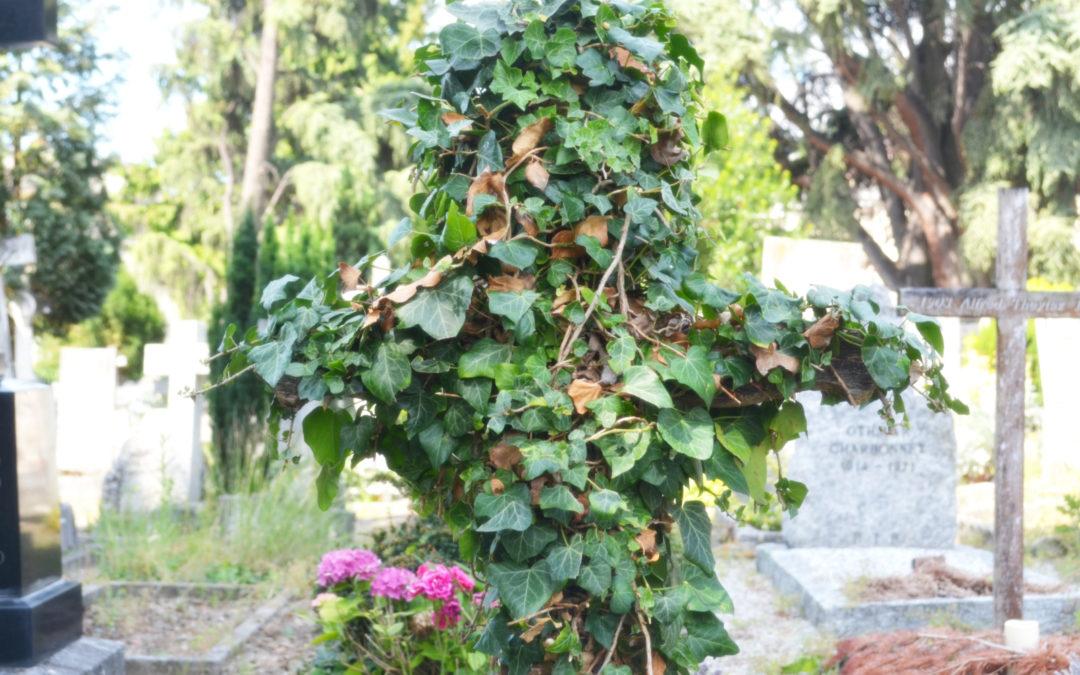 Cimetière Saint-François, Sion: aux racines de la mémoire