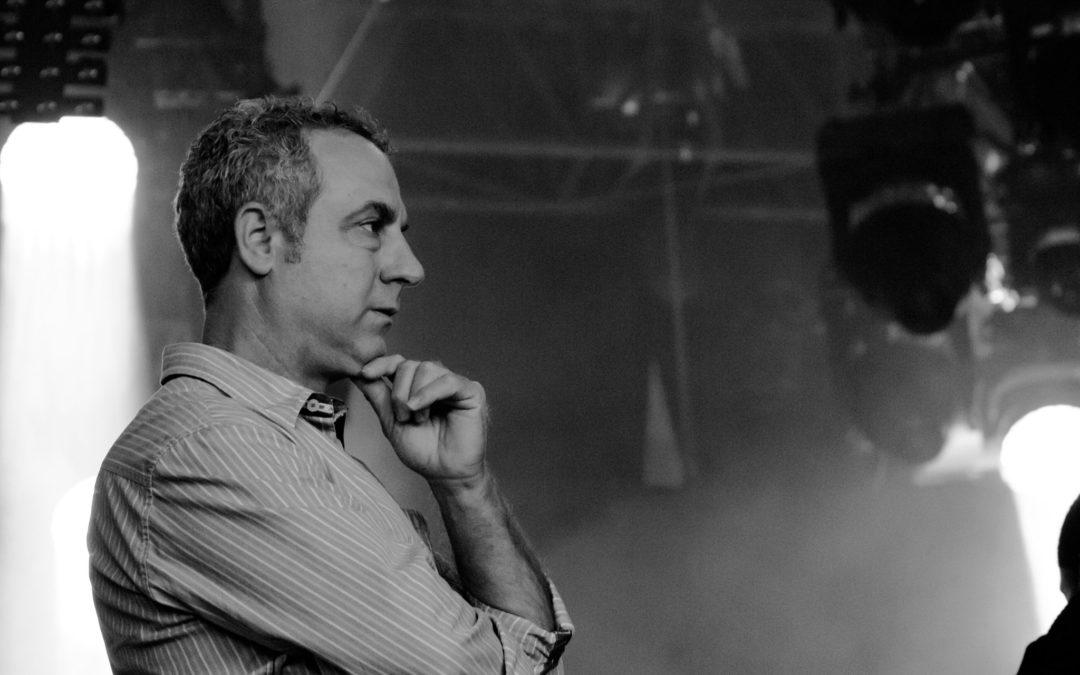 Salvo Vaucher : Vampire, Sicilien, peintre en bâtiment et âme du label Escudero