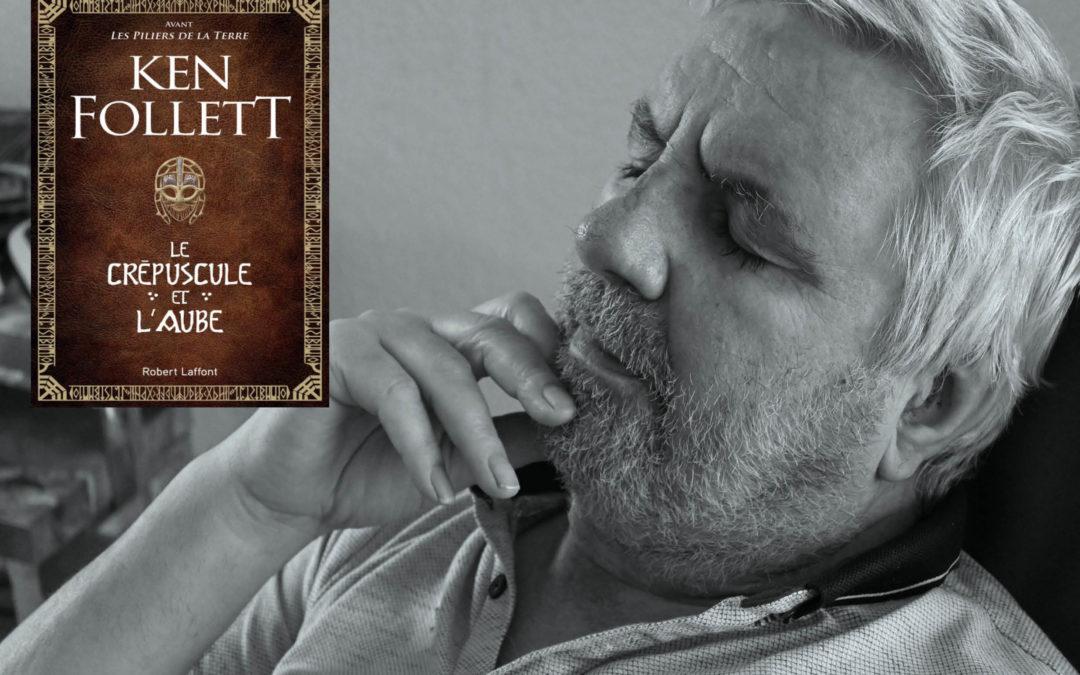 """Les oreilles qui lisent: """"Le Crépuscule et l'Aube"""" de Ken Follet"""